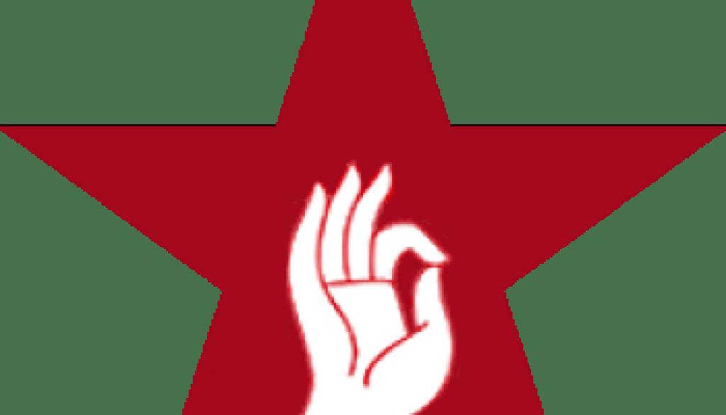 webolution star mit hand 2 -70